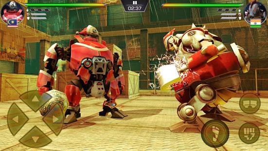 تحميل Clash Of Robots 3.7 مهكرة لـ اندرويد