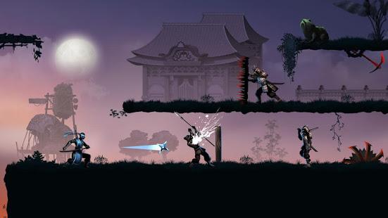 تحميل Ninja Warrior مهكرة لـ اندرويد