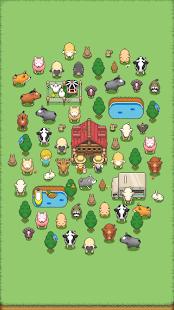 تحميل Tiny Pixel Farm مهكرة لـ اندرويد