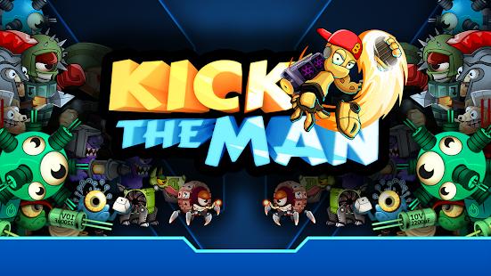 تحميل Kick the Man 1.2.2 مهكرة لـ اندرويد