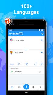 تحميل برنامج iTranslate PRO لـ اندرويد