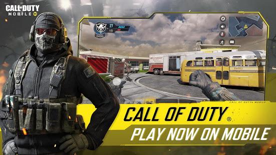 تنزيل call of duty mobile