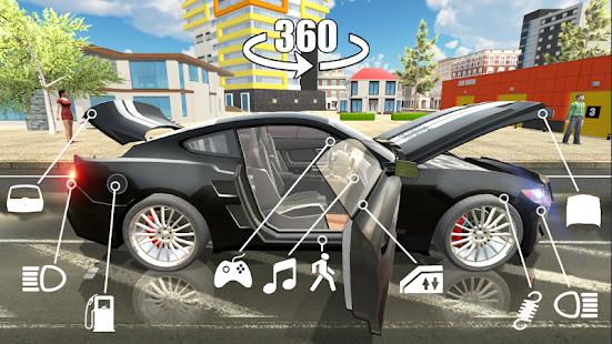 تحميل Car Simulator 2 لـ اندرويد [مهكرة]