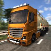 تحميل Euro Truck Evolution (Simulator) مهكرة لـ اندرويد