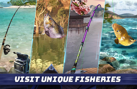 تحميل Fishing Clash 1.0.118 APk مهكرة