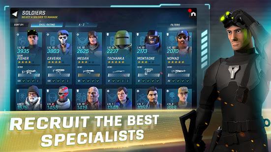 تحميل لعبة Tom Clancy's Elite Squad مهكرة للاندرويد