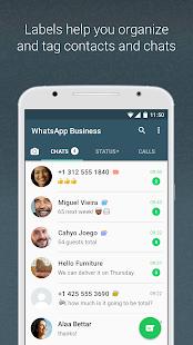 تنزيل WhatsApp Business 2.20.198.7 لنظام اندرويد مجانًا