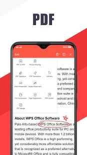 تحميل WPS Office برنامج اوفيس للأندرويد