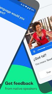 تحميل Busuu – تعلم اللغة الإنكليزية مجانا للأندرويد
