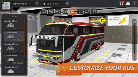 تحميل Bus Simulator Indonesia مهكرة لـ اندرويد