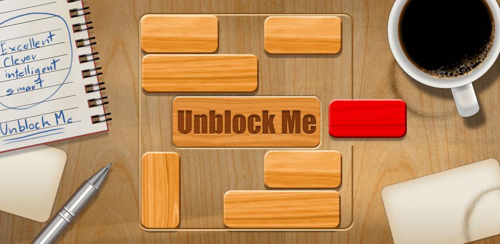 Unblock Me Cover