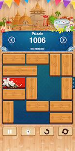 تحميل لعبة أحجية الحجرات المنسدلة مهكرة للاندرويد
