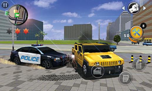 تحميل Grand Gangsters 3D مهكرة للاندرويد